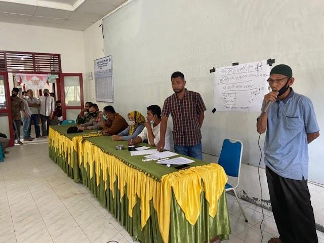 Tolak Bantuan Beras 'Busuk', Warga Meunasah Leubok Aceh Timur Minta Diganti Dengan Uang