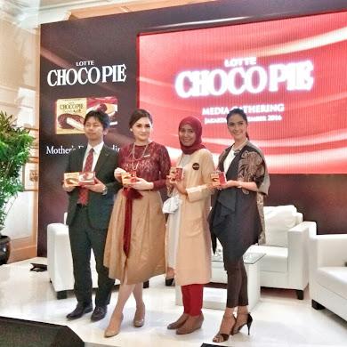 Mewujudkan Momen Kebersamaan Keluarga dengan Choco Pie