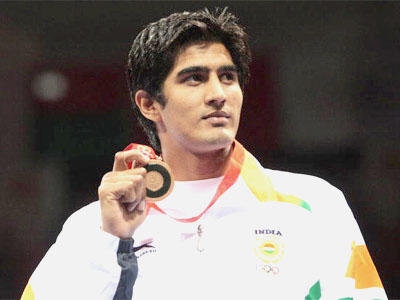 Life philosophy of Vijender Singh