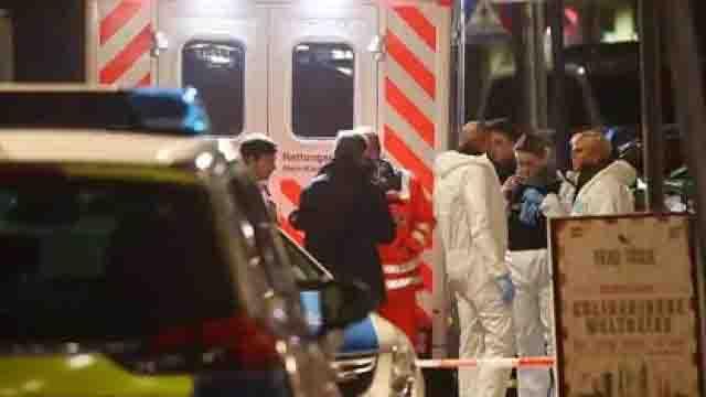 जर्मनीॆ: हनाऊ शहर के दो हुक्का बार में गोलीबारी, 7 लोगों की मौत