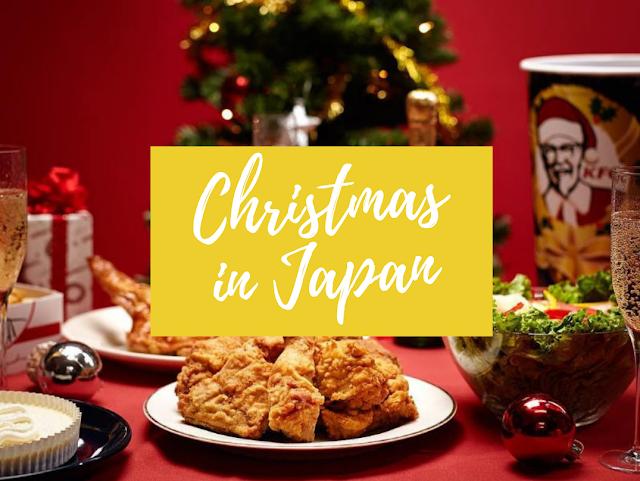 Tradisi Warga Jepang Saat Merayakan Natal