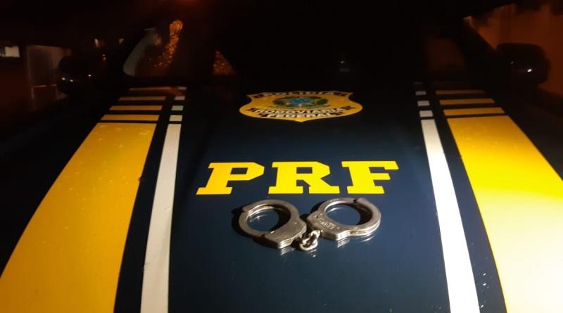 Foragido da justiça de São Paulo é preso pela PRF em Ibotirama- BA