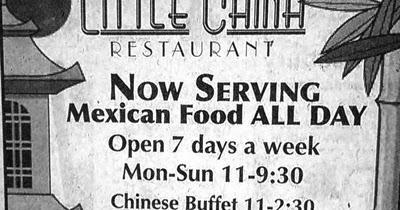 Chinese Food Fairfax City