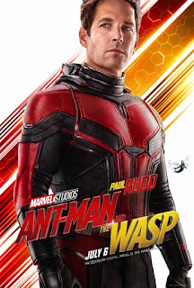 Ant Man And The Wasp First Look Poster 2