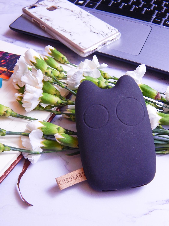 4 creattack powerbank night owl recenzja cordlabs wytrzymałe powerbanki jaki powerbank kupić stacje energii powerbank w ciekawym kształcie dla dziecka na prezent dla studenta polska marka