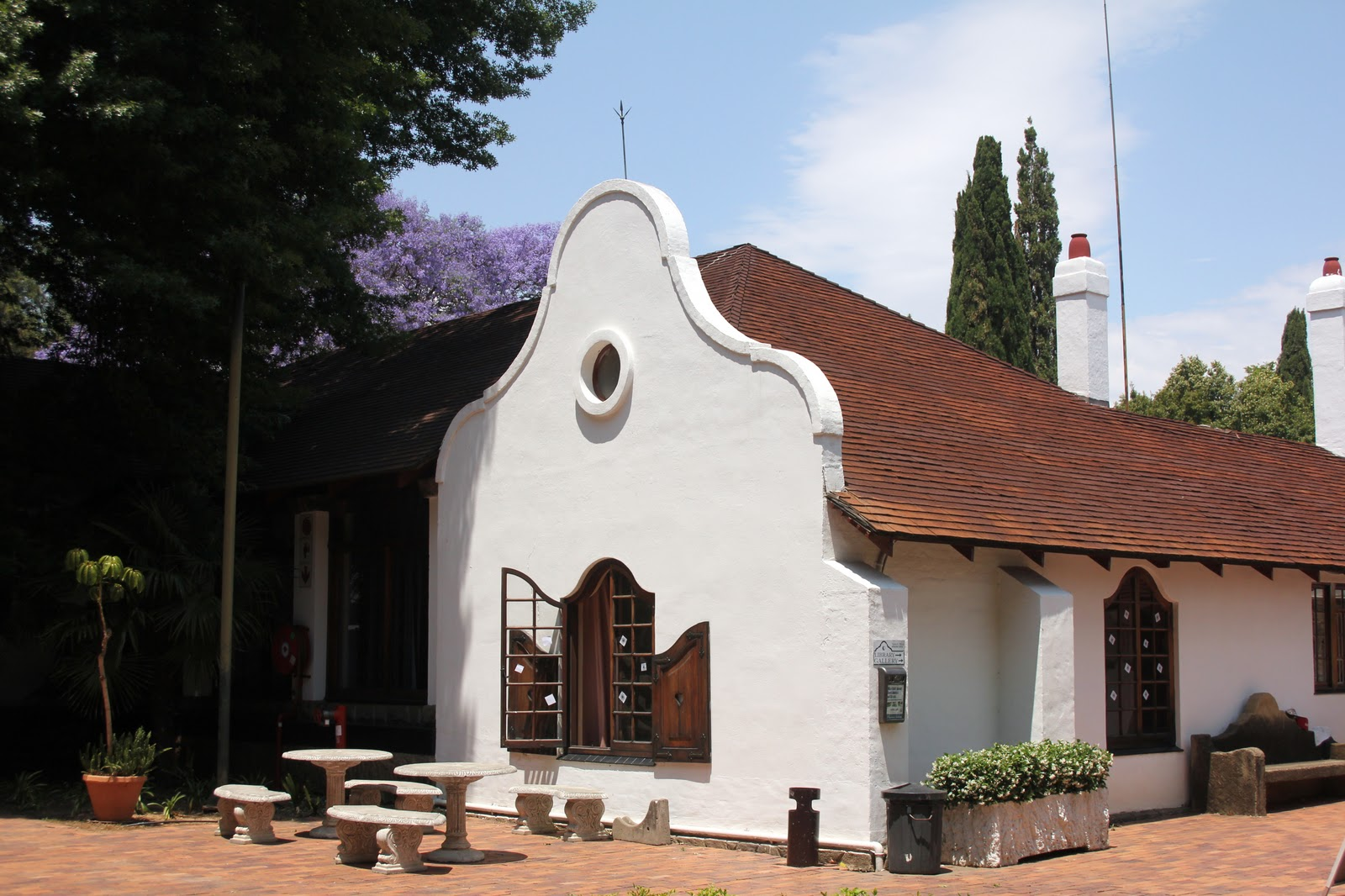 dutch cape library architecture manor joburg every converted hunt centre job bad community place been