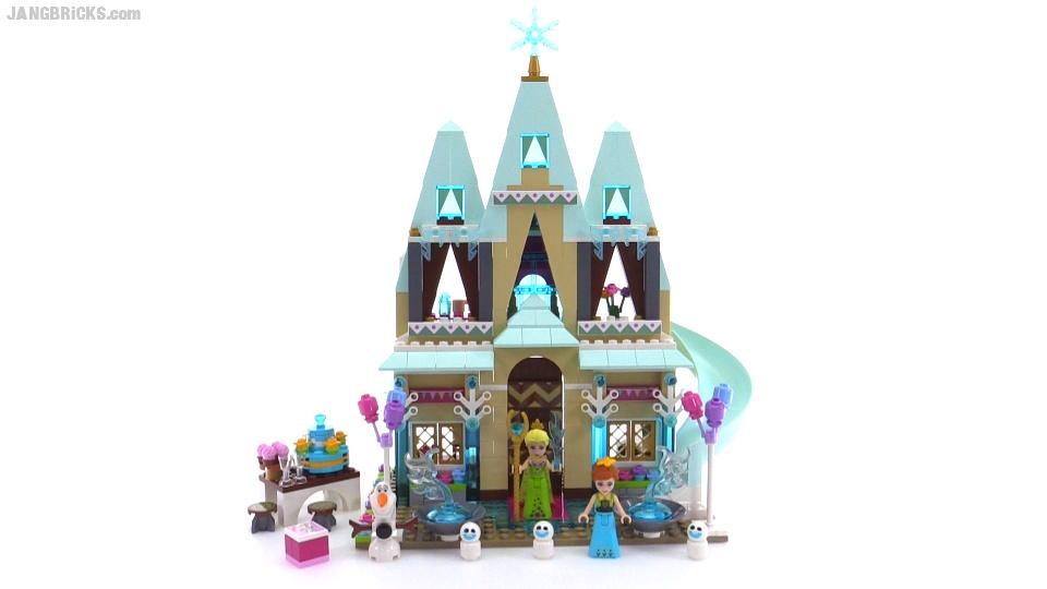 LEGO Arendelle Castle Celebration review - Disney's Frozen ...