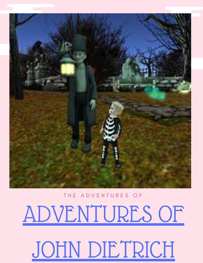 Bedtime Stories for Kid   Adventures Of John Dietrich  