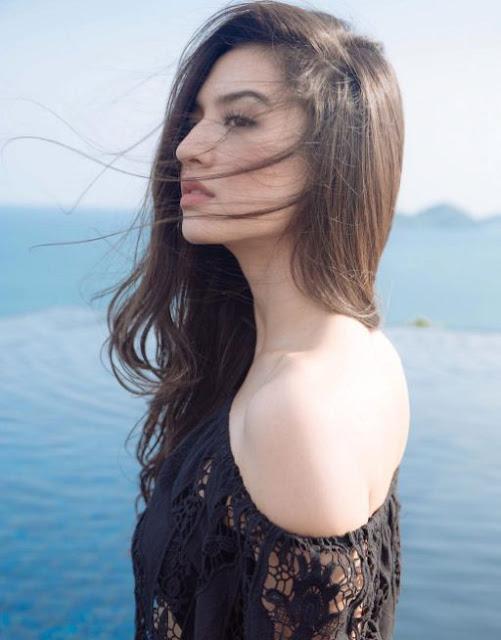 Raline Shah Foto Terbaru + Biodata