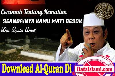 Download Mp3 Ceramah KH Zainudin Mz Terlengkap