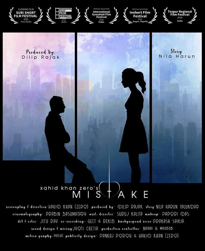 After Over 15 Film Fests, Assamese Short Film 'Mistake' Releases