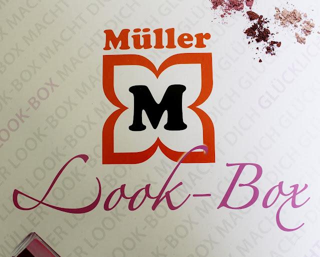 Haul Müller Look Box Juli 2017