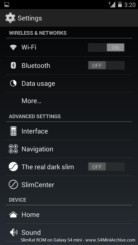 Galaxy S4 Mini Archive - Custom ROMs, Tips and Tricks