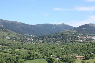 ruta en moto por Segovia