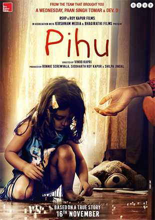 Pihu 2018 Full Hindi Movie Download HDRip 720p