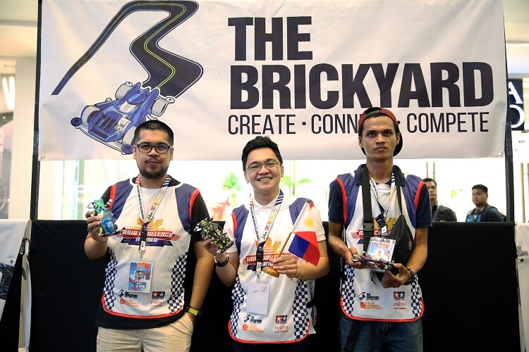 Filipinos Sweep Tamiya Mini 4WD Asia Challenge 2019