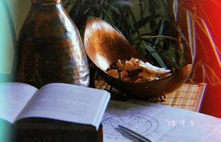 Altar para estudos