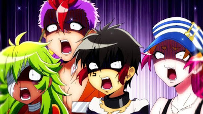 Nanbaka Season 2 Batch Subtitle Indonesia