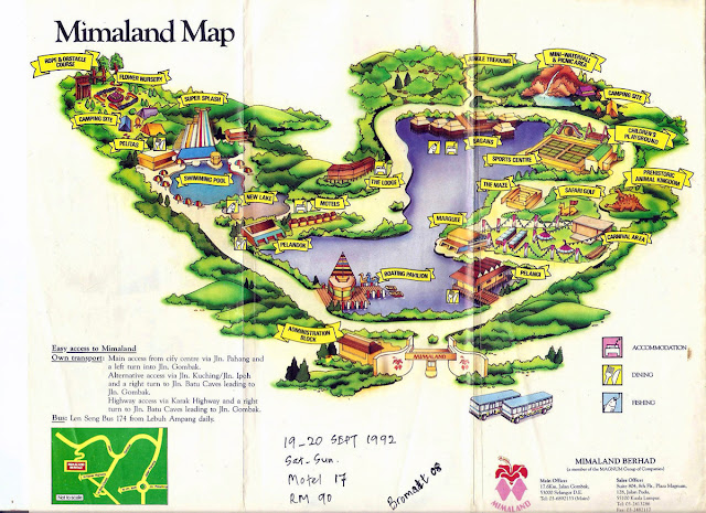 Map of Mimaland