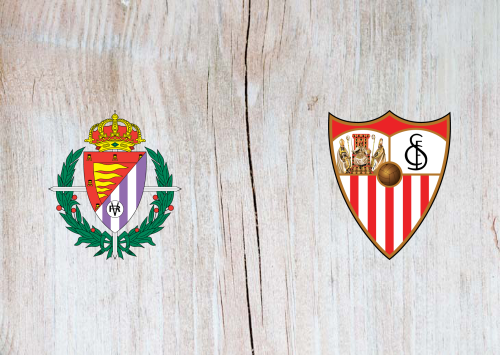 Real Valladolid vs Sevilla -Highlights 24 November 2019