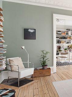 Emejing Wohnzimmer Farbe Grun Photos - Die schönsten ...