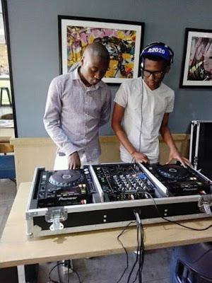 Mobi dixon - Love Colour Spin (Afro Drummers Marikana Dub Remix)