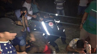 Mulher morre e duas pessoas ficam feridas após serem atropeladas por motociclista na PB