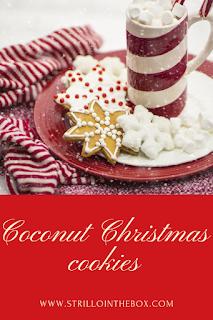biscotti cocco vegan christmas ricetta