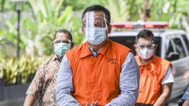 """Terkuak! Eks Menteri KKP Edhy Prabowo Punya """"Panggilan Khusus"""" Ini Terkait Kode Suap Izin Lobster"""