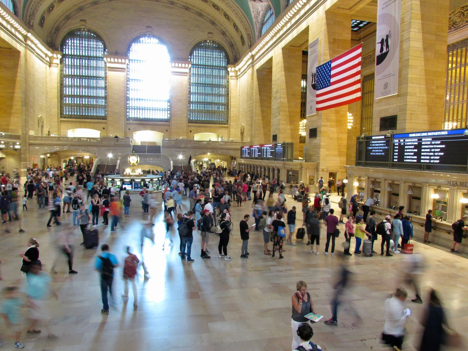 Grand Central Terminal, New York - Maggie May