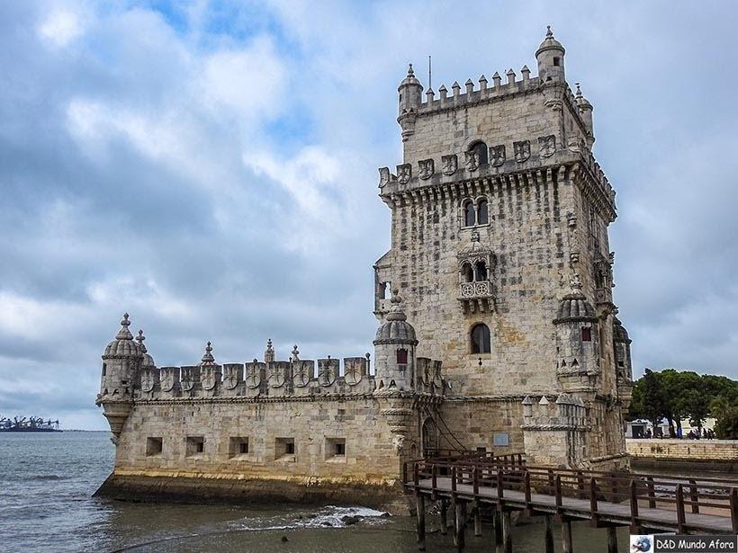 Torre de Belém - O que fazer em Lisboa, Portugal
