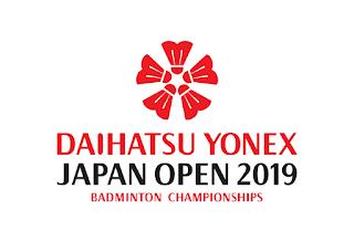 Live Skor Daihatsu Yonex Japan Open 2019