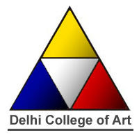 College of Art , Government of NCT of Delhi, Delhi College of Art, freejobalert, Sarkari Naukri, Delhi College of Art Admit Card, Admit Card, delhi college of art logo