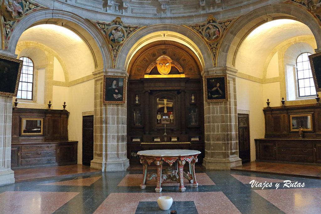Sacristía de Samos