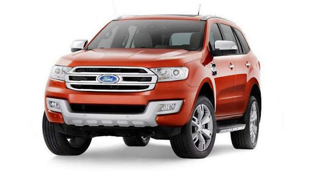 2018 Ford Everest Performance, Engine, Design, Price, Review, Exterior, Interior