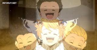 Sinopsis Yakusoku no Neverland Season 2