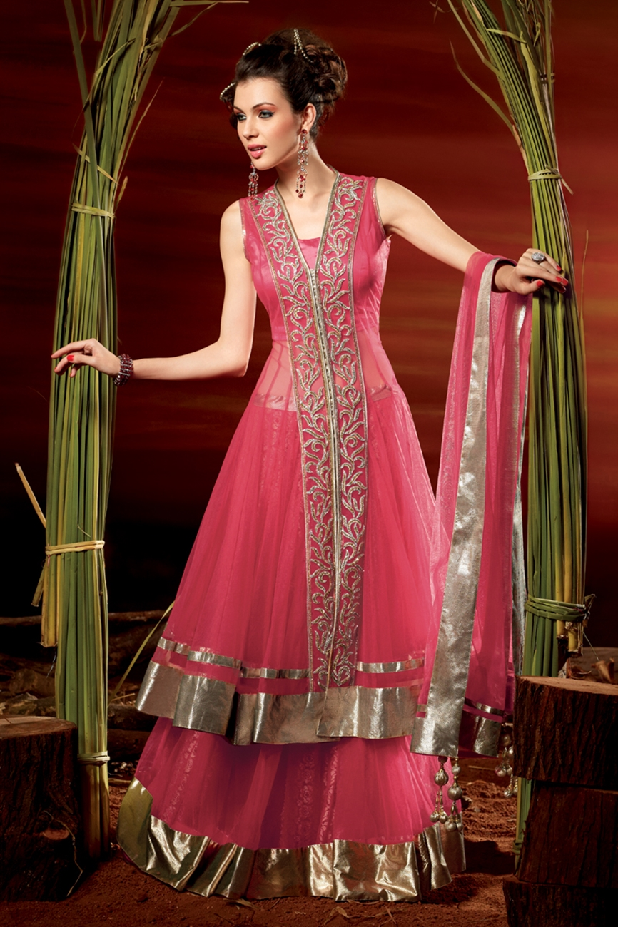 Bollywood Designers Anarkali Suits Online - missy lovesx3