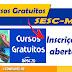 Cursos gratuitos de Pintura em Tela e Biojoias em São Luís