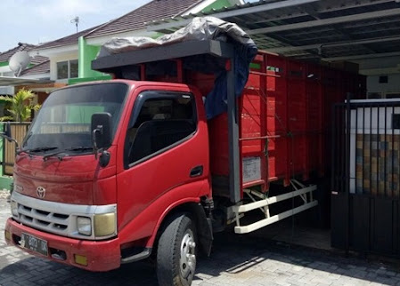 Sewa Truk Surabaya Madiun