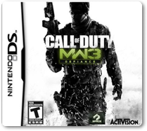 Call Of Duty: Modern Warfare 3D NDS, español, mega