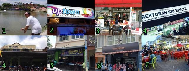 Seksyen 24 Shah Alam Ada Tempat Menarik Dan Makanan Sedap Yang Wajar Di Kunjungi...