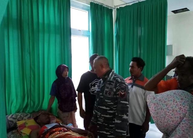 SAR Gabungan  Berhasil Temukan Korban, Saat ini Lagi Dirawat Di Puskesmas