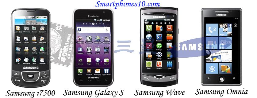 Sejarah Perkembangan Smartphone Android Samsung