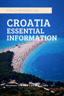 croatia+information+essential