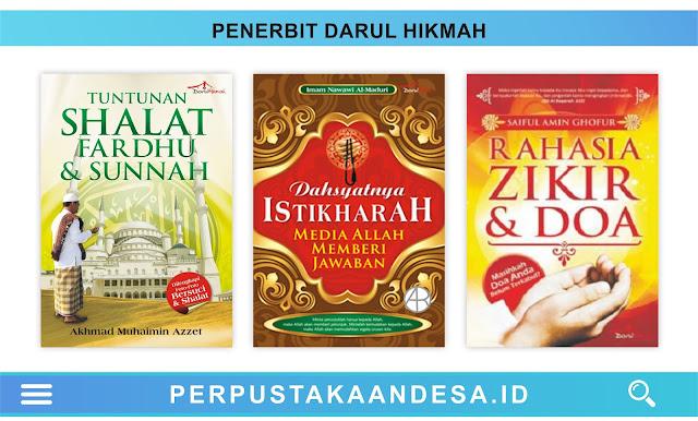 Daftar Judul Buku-Buku Penerbit Darul Hikmah