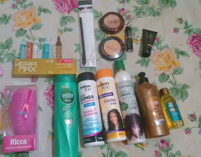 produtos para cabelo baratos