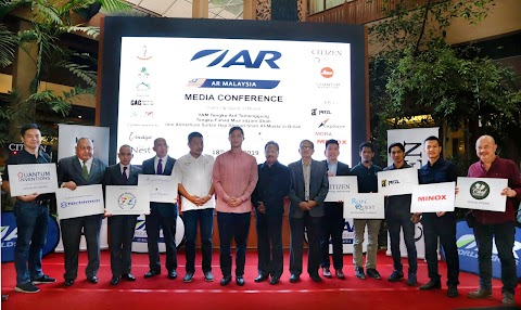THE ADVENTURE RACING (AR) WORLD SERIES HAS ARRIVED IN MALAYSIA!