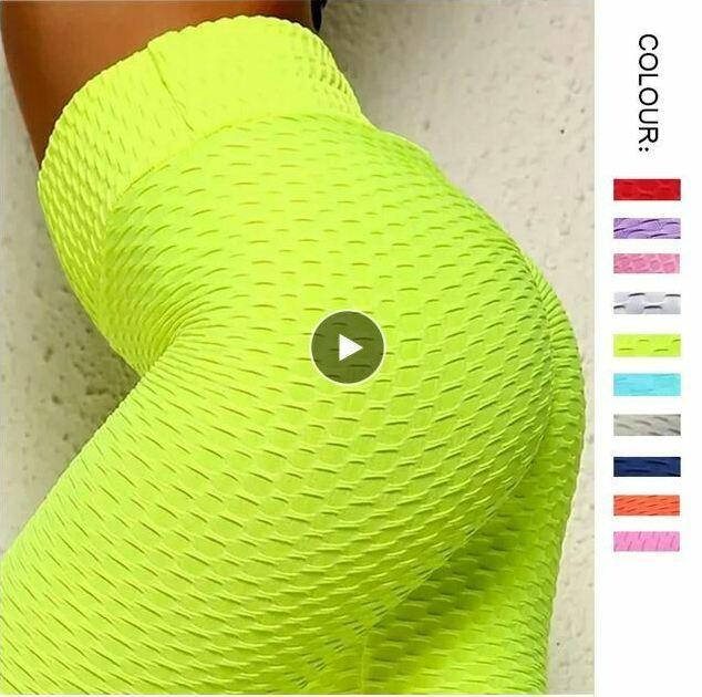 legging push up crunchy anti-cellulite leggings