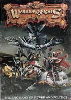 Games Workshop Warrior Knights