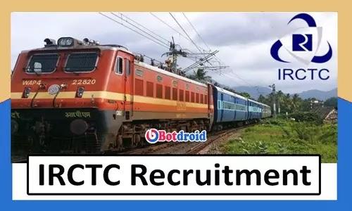 IRCTC Recruitment 2021, Apply Online for IRCTC Apprentice Jobs in Indian Railway